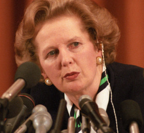 "Britain's ""Iron Lady"" was no friend to organized labor"