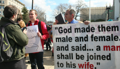 New book tackles anti-LGBT rhetoric from the religious right